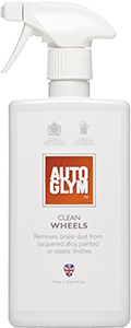 Autoglym Clean Wheels - Autoglym Clean Wheels