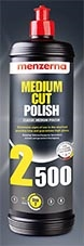 Menzerna Medium Cut Polish 2500 250ml -