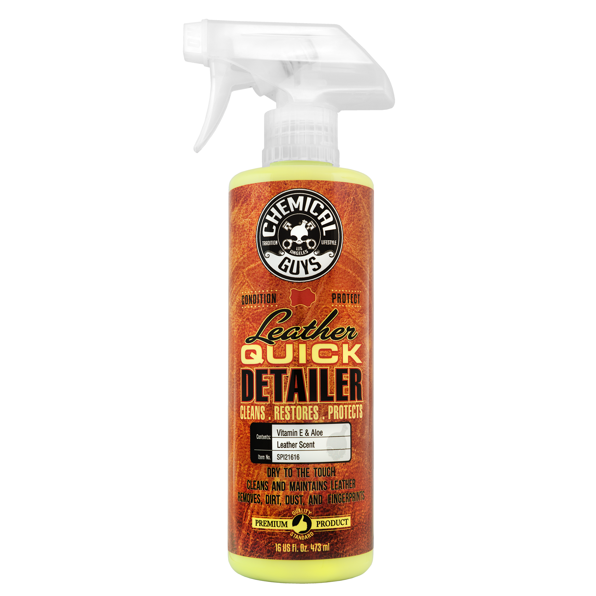 CG Leather Quick Detailer 473ml