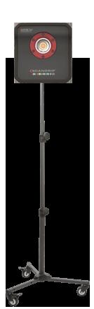 Stativ + lampa kit