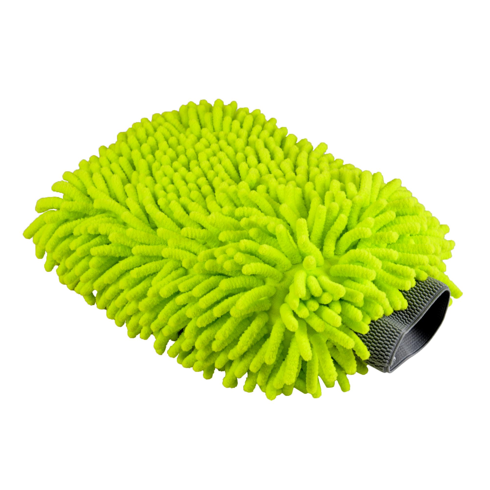 466831 CG Chenille Microfiber Wash Mitt