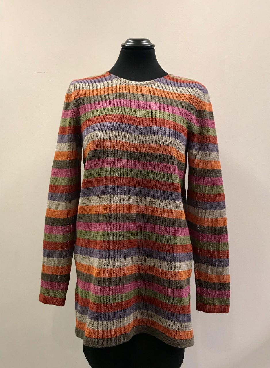 Multifärgad tröja