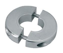 Zinkanod för 25 mm axel extra smal -