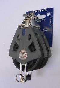DoubleBlock  60mm Synchro H-svott - DoubleBlock  Synchro with H-svott