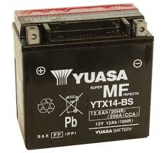 Battery YTX14-BS