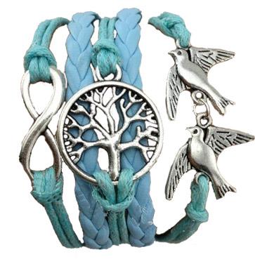Peace and love armband - Peace and love armband 160036