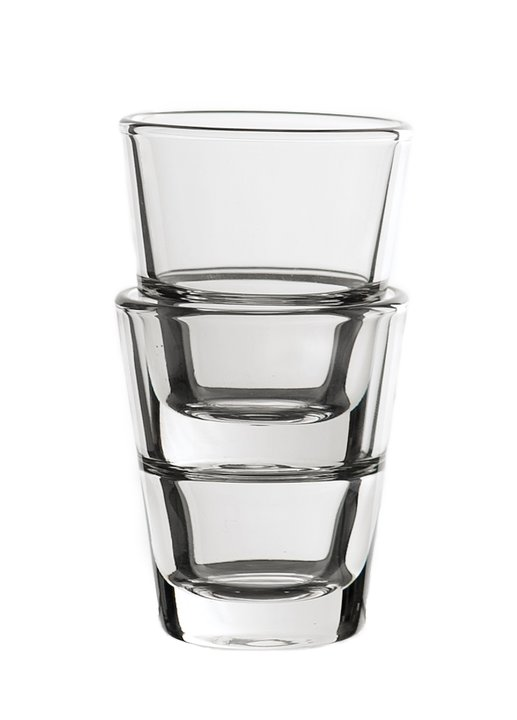 Shotglas Stack Up 4,5 cl
