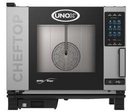 UNOX Kombiugn ChefTop Plus XEVC-0511-EPR. 5 GN 1/1 - UNOX Kombiugn ChefTop Plus XEVC-0511-EPR. 5 GN 1/1