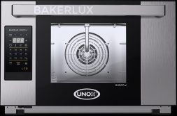 UNOX BAKERLUX SHOP Pro Bake-off ugn XEFT-03HS-ELDV LED - UNOX BAKERLUX SHOP Pro Bake-off ugn XEFT-03HS-ELDV LED
