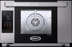 UNOX BAKERLUX SHOP Pro Bake-off ugn XEFT-03HS-ETDV TOUCH - UNOX BAKERLUX SHOP Pro Bake-off ugn XEFT-03HS-ETDV TOUCH