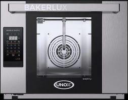 UNOX BAKERLUX SHOP Pro Bake-off ugn XEFT-04HS-ETDV TOUCH - UNOX BAKERLUX SHOP Pro Bake-off ugn XEFT-04HS-ETDV TOUCH