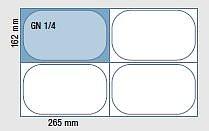Kantiner Agnelli GN 1/4, RF