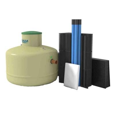 Baga 3 biomodulpaket