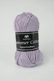 Summer cotton - Summer cotton  Ljus lila 03