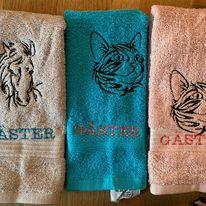 handdukar - handduk 30*50