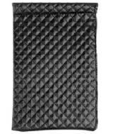 Fodral quilted svart