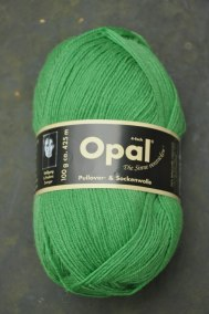 Opal Enfärgat - Grön - 1990