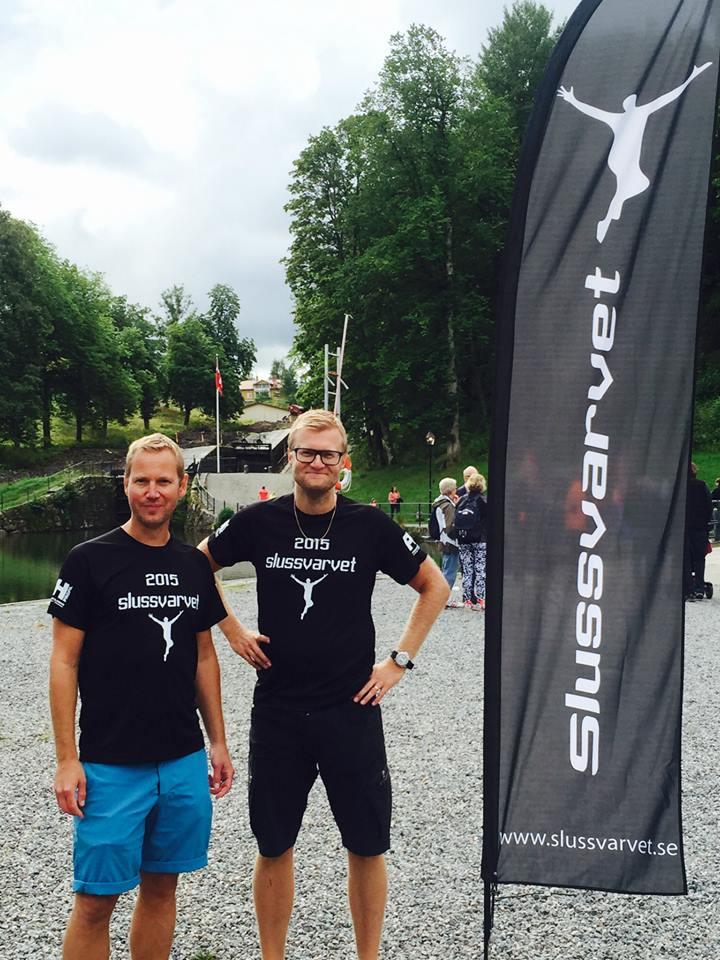 Anders Hansson & Mattias Hilmersson
