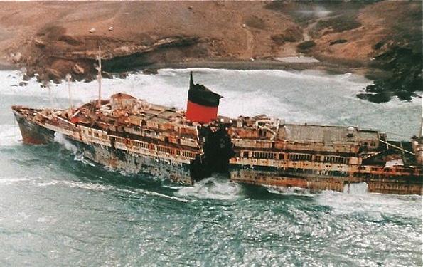 SS Antonia år 2010 - bilden hämtad från nätet.