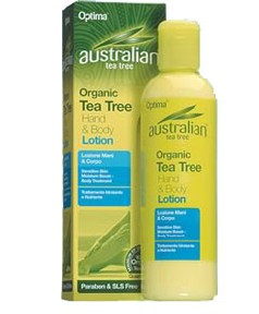 Australian Tea Tree Organic Hand & Body Lotion - Australian Tea Tree Organic Hand & Body Lotion