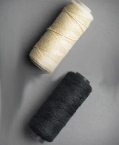 Weaving Thread (svart) - EElysee Star Jumbo Weaving Thread (Brown)