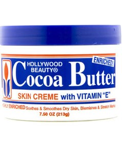 Hollywood Beauty Cocoa Butter med vitamin E - Hollywood Beauty Cocoa Butter med vitamin E