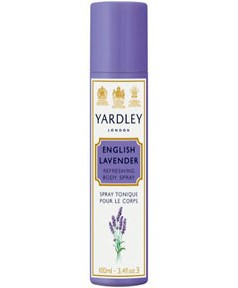 Yardley English Lavender  Body Spray - Yardley English Lavender Refreshing Body Spray