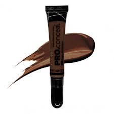 LA Girl Pro Conceal HD Concealer - Mahogany - LA Girl Pro Conceal HD Concealer - Mahogany