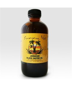 Black Castor Sunny Isle - Black Castor oil sunny Isle