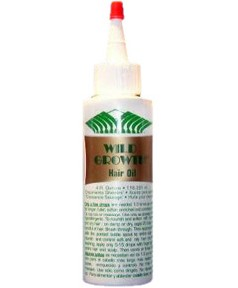 Wild Growth Hair Oil. - Wild Growth Hair Oil.
