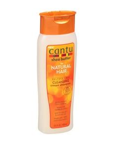 Cantu Natural Cleansing Cream Shampo - Cantu Natural Cleansing Shampoo