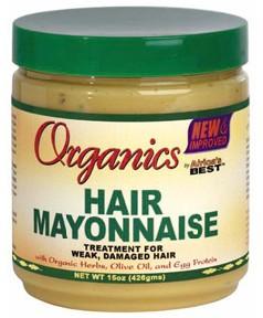 Africas Best Organics Hår majonnäs - Africas Best Organics Hair mayonnaise