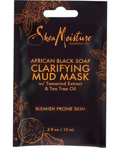 African Black Soap Rengörings ler Mask - African Black Soap rengörande Mud Mask