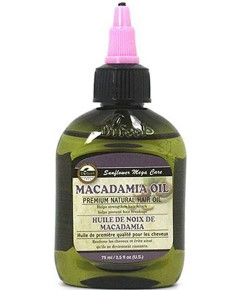 Difeel  Macadamia Natural Hair  Premium - Difeel Macadamia Natural Hair oil