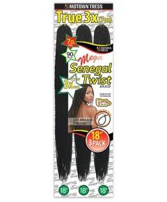 Senegal Twist croket Braid - Senegal Twist croket braid