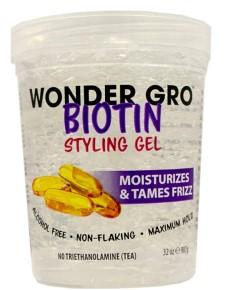 Wonder Gro Biotin Styling Gel - Wonder Gro Biotin Styling Gel