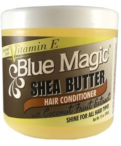 Shea Butter Leave in Conditioner -