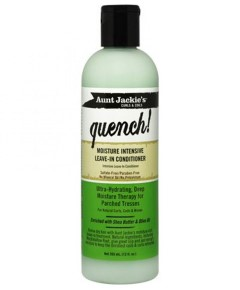 Aunt Jackies Quench Moisture Intensive Leave In Conditioner - Aunt Jackies Quench Moisture Intensive Leave In Conditioner