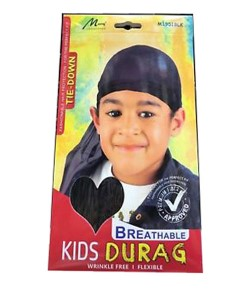 Breathable Kids Durag - Breathable Kids Durag