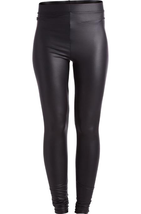 glansiga tights