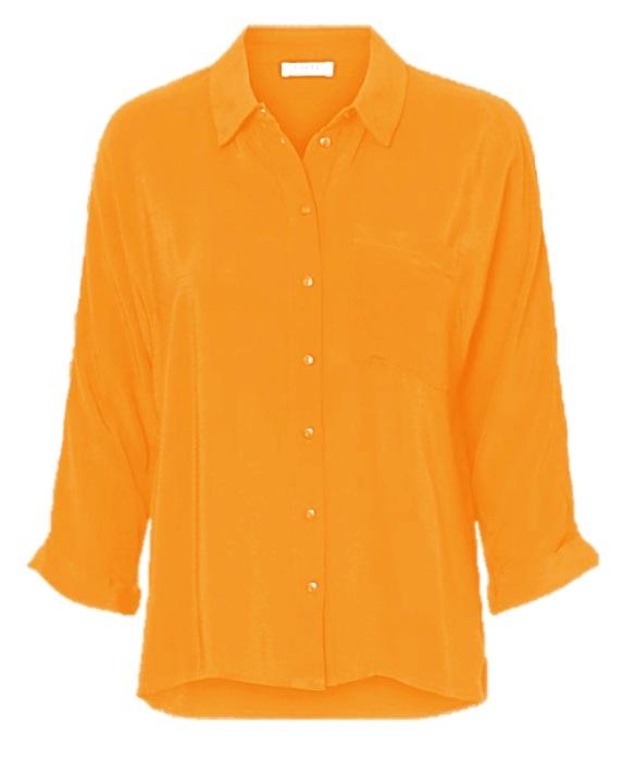 gul skjorta
