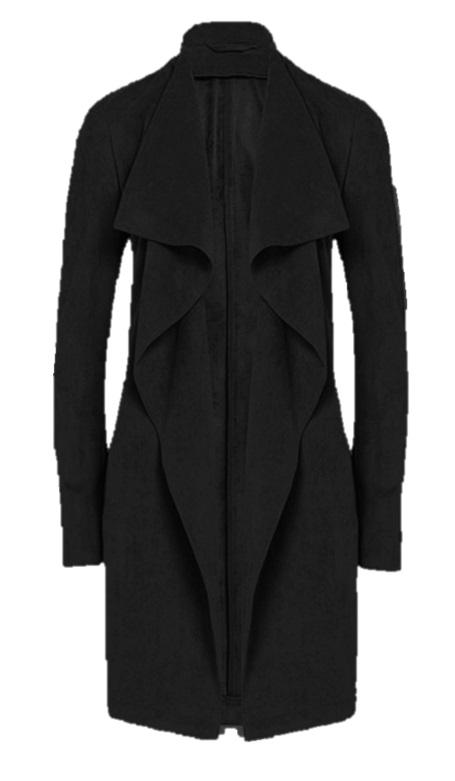 svart janis jacket