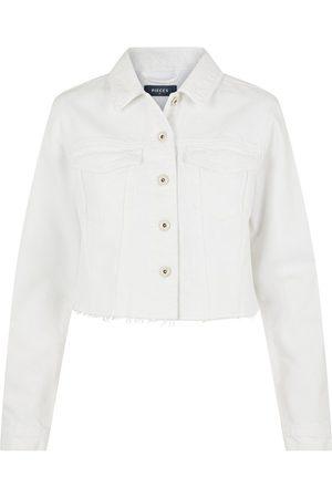 pieces-beskuren-jeansjacka-white