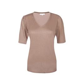 Brun T-shirt - XL