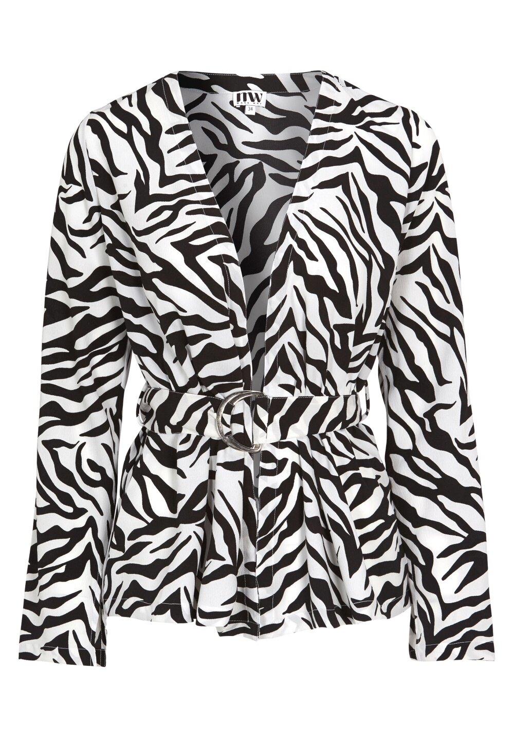 make-way-elly-soft-blazer-zebra
