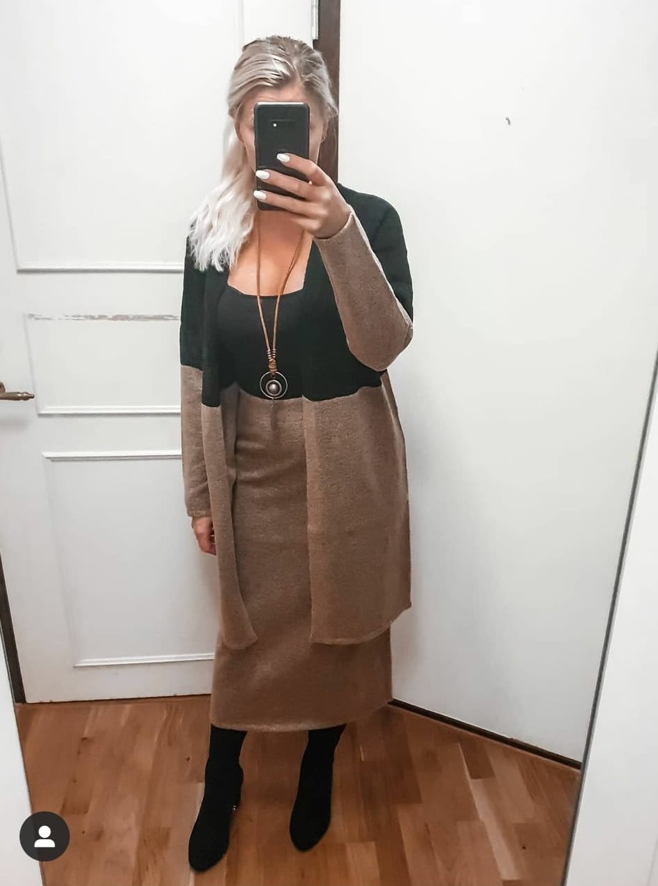 matchande outfit
