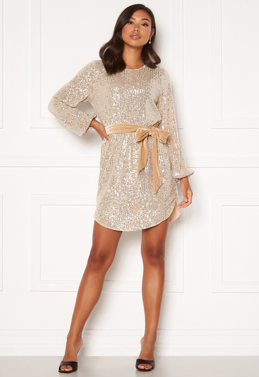 bubbleroom-sanja-sparkling-dress-champagne-silver_2