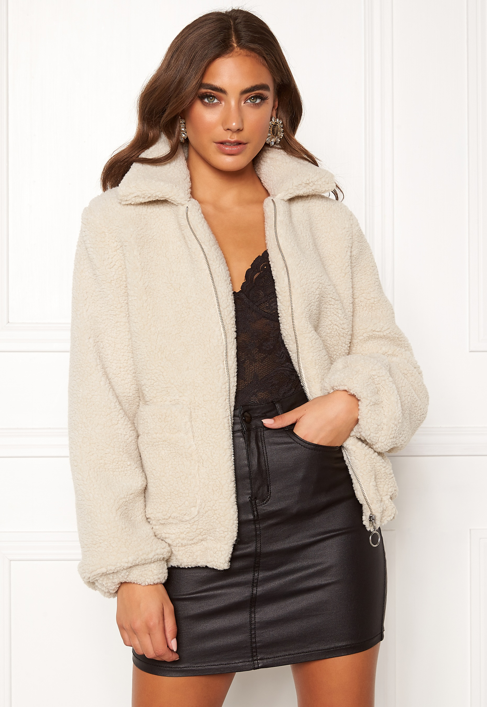 bubbleroom-tove-teddy-jacket-light-beige