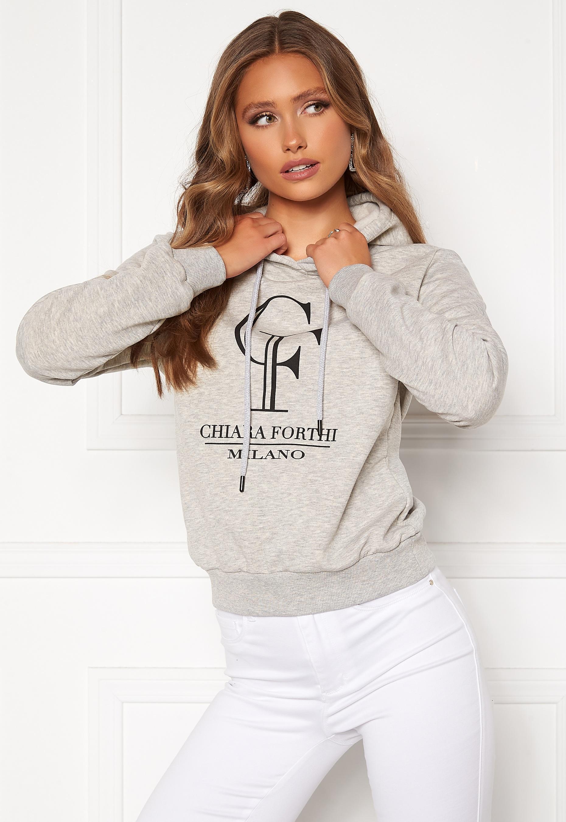 chiara-forthi-gabriella-logo-hoody-grey-melange