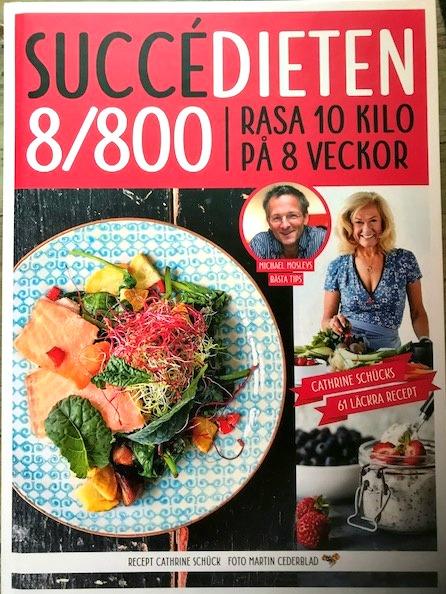 800 kcal per dag